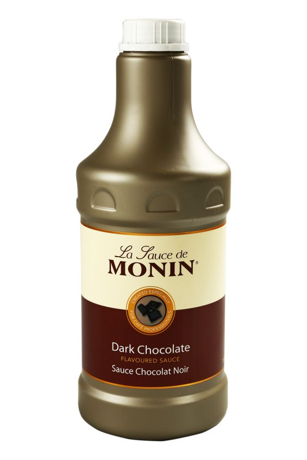 Dark Chocolate Syrup Monin