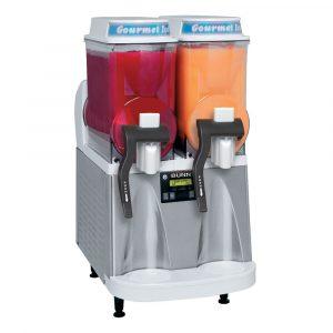bunn-ultra-2-hp-high-performance-slushy-granita-frozen-drink-machine-with-2-hoppers-white-stainless-steel-120v-bunn-34000-0079
