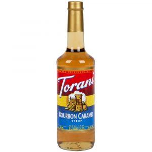 bourbon caramel