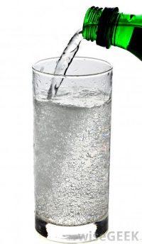 Club Soda & Water